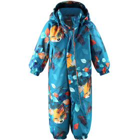 Reima Langnes Winter Overall Toddler dark sea blue